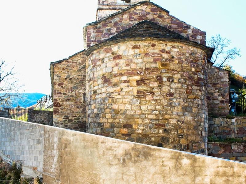 Ca de Costa Cirés Iglesia